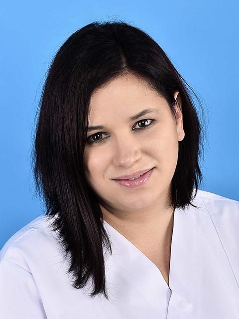 Brigitta WENGER-BÁNÁTZ